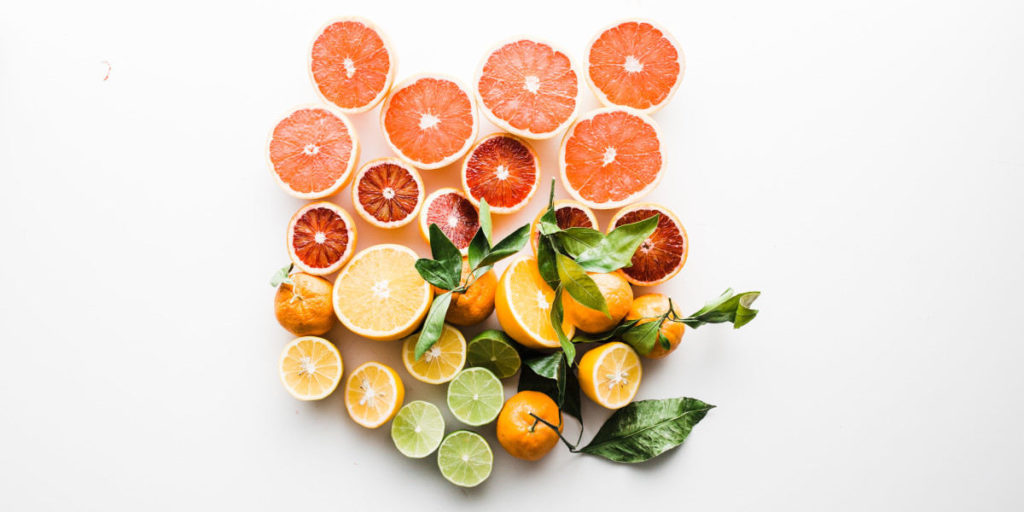 Oranges are rich with vitamin C that can help boost your immune system.